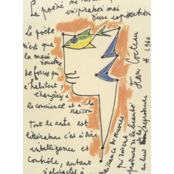 Jean Cocteau, unique et multiple3