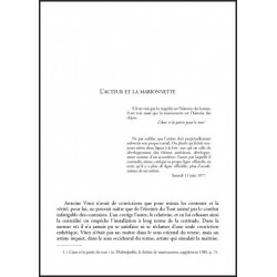 Exercices d'accompagnement