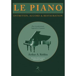 Couverture Le Piano