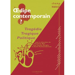 Couverture Œdipe contemporain ?