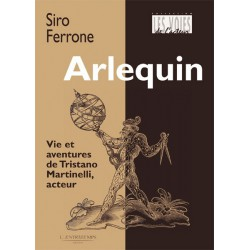 Couverture Arlequin