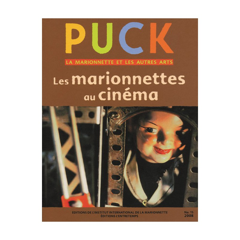 Couverture PUCK n°15